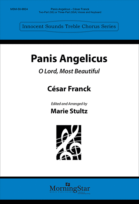 Panis Angelicus (Choral Score)