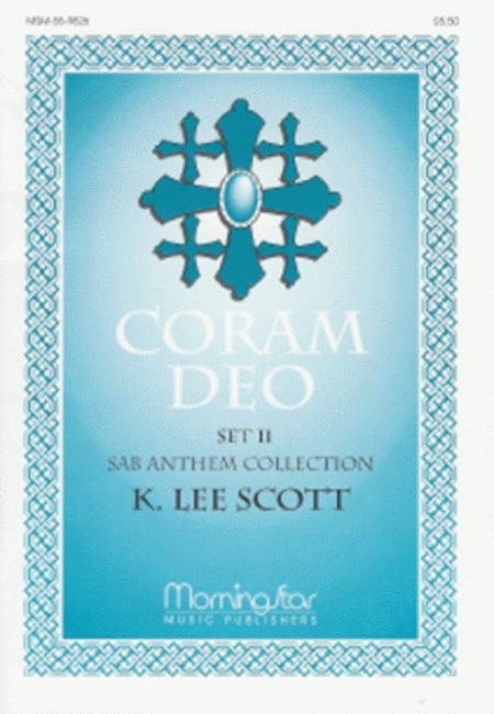 Coram Deo, Set II (Choral Score)