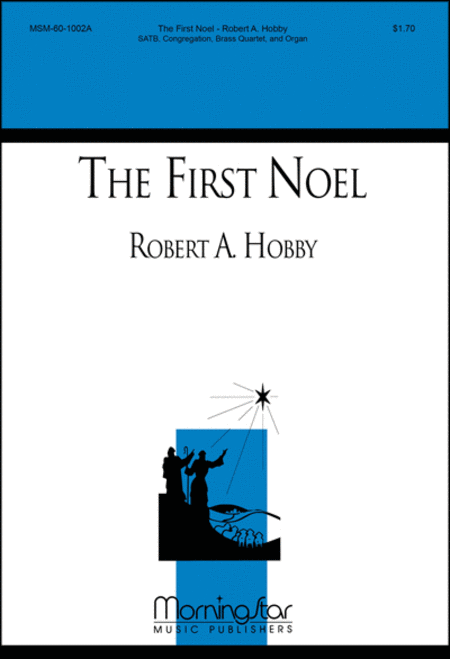 The First Noel (Choral Score)