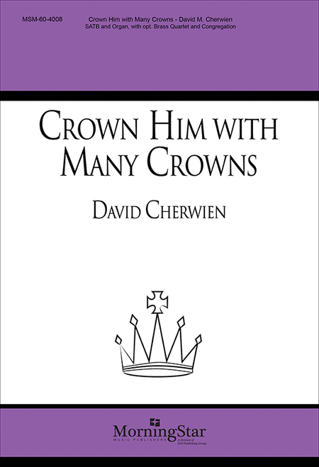 Crown Him with Many Crowns (Choral Score)