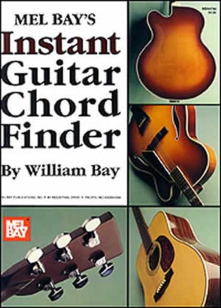Instant Guitar Chord Finder