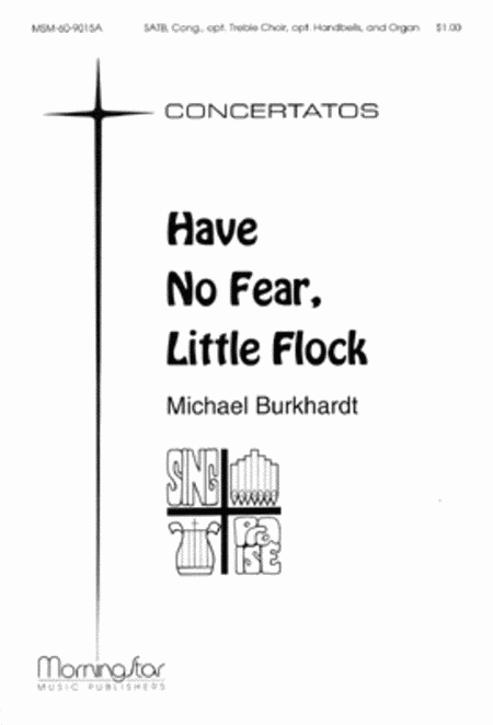 Have No Fear, Little Flock (Full Score and Instrumental Parts)