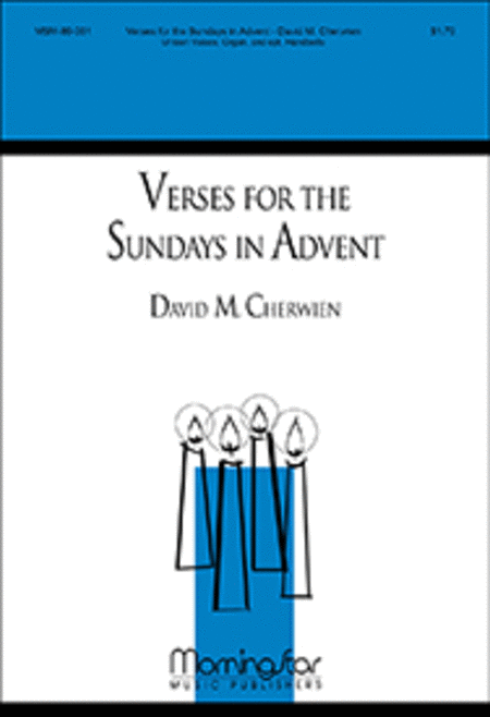 Verses for the Sundays in Advent