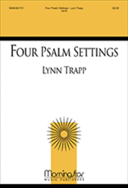 Four Psalm Settings