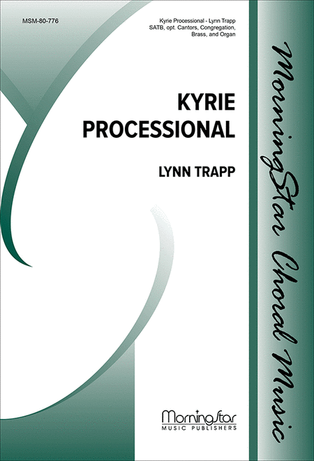 Kyrie Processional (Choral Score)