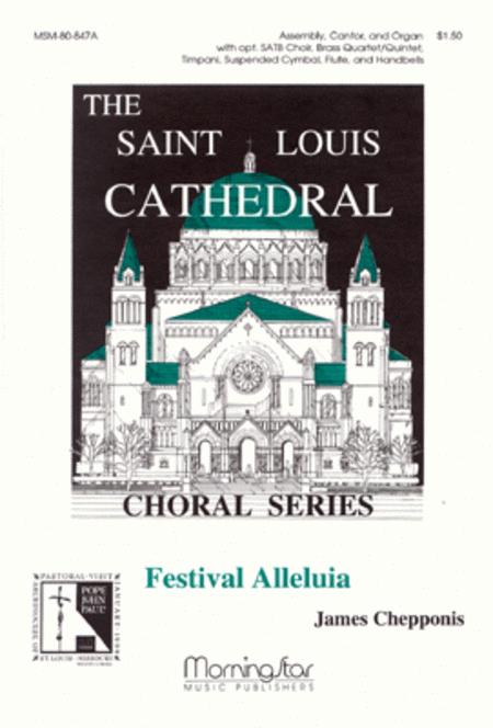 Festival Alleluia (Full Score)