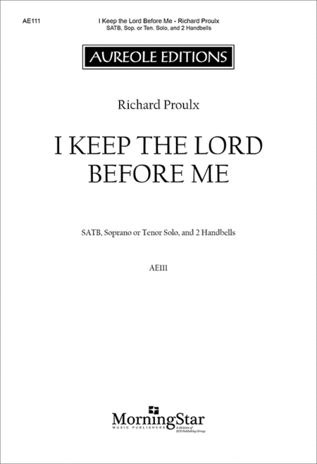 I Keep the Lord Before Me