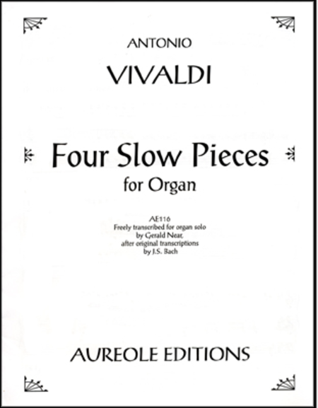 Vivaldi: Four Slow Pieces