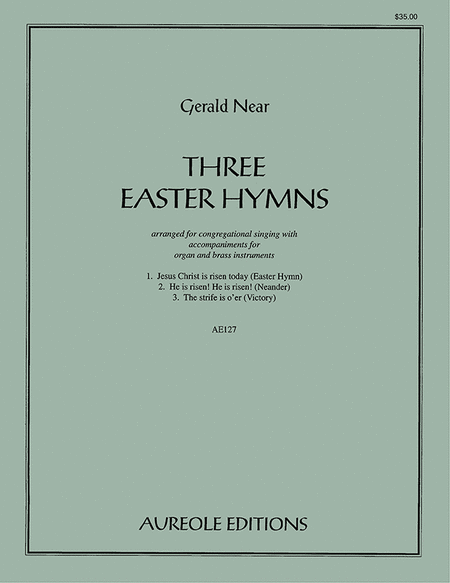 Three Easter Hymns