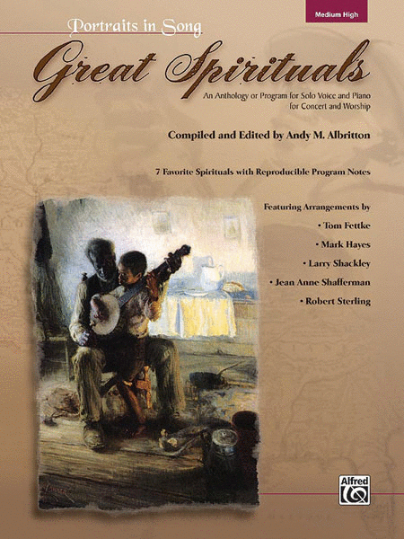 Great Spirituals (Portraits in Song)