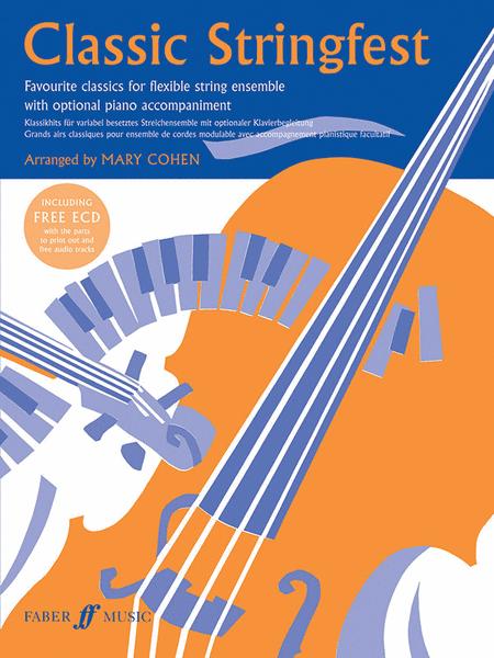 Classic Stringfest (Score & CD)
