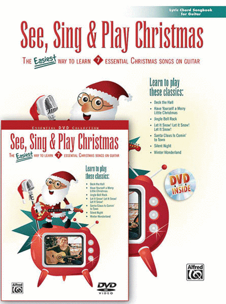 See, Sing & Play Christmas