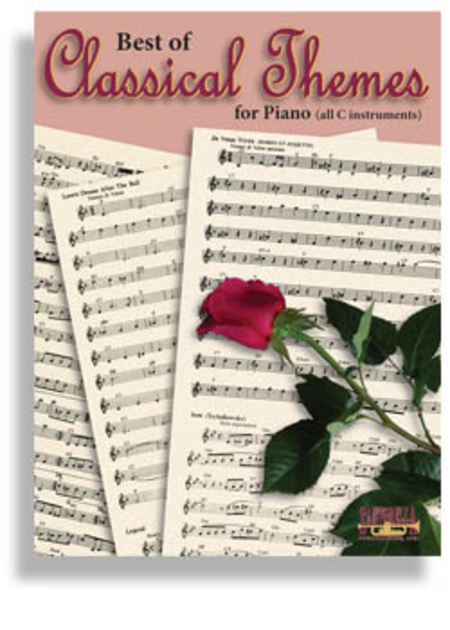 Best of Classical Themes for Piano (all C instruments)