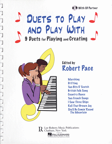 Duets to Play and Play With