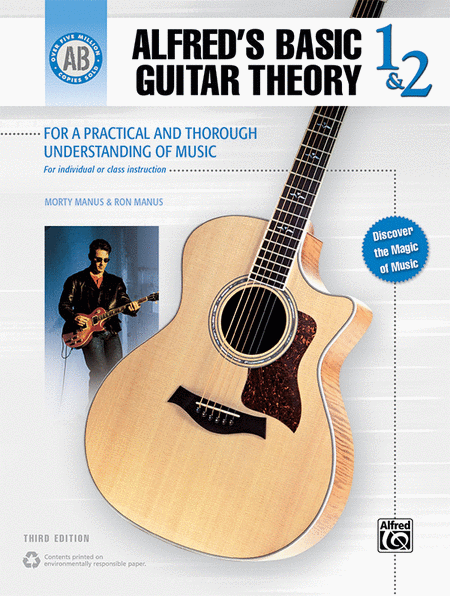 Alfred's Basic Guitar Theory, Books 1 & 2