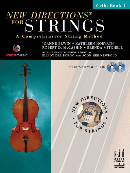 New Directions for Strings (Cello Position Book I)