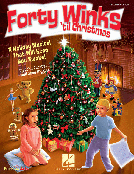 Forty Winks 'Til Christmas - Teacher's Edition