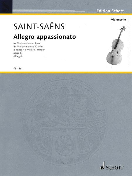 Allegro Appassionato in B Minor, Op. 43