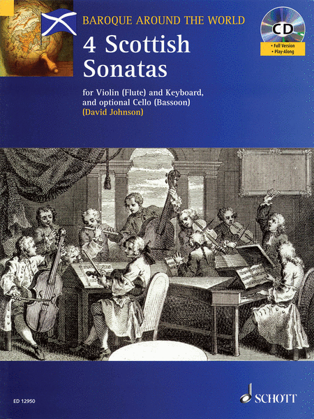 Four Scottish Sonatas