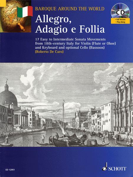 Allegro, Adagio E Follia