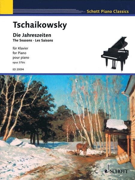 The Seasons Op. 37bis