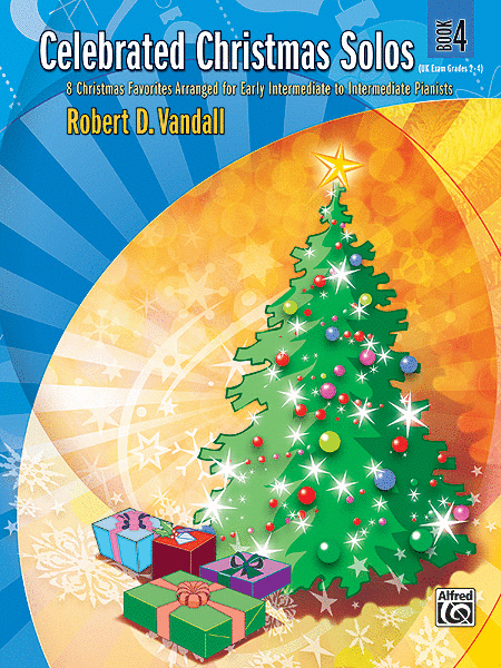 Celebrated Christmas Solos, Book 4
