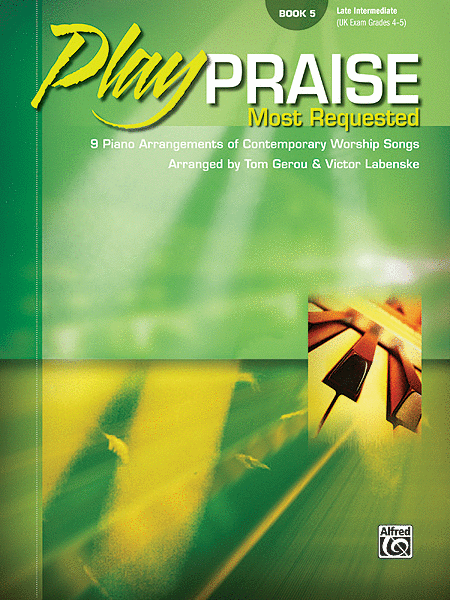 Play Praise -- Most Requested, Book 5