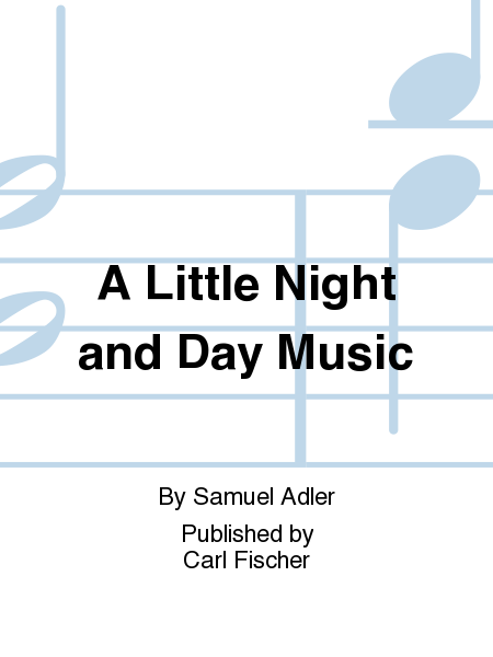 A Little Night and Day Music
