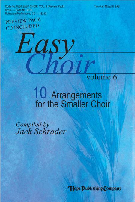 Easy Choir, Vol. 6