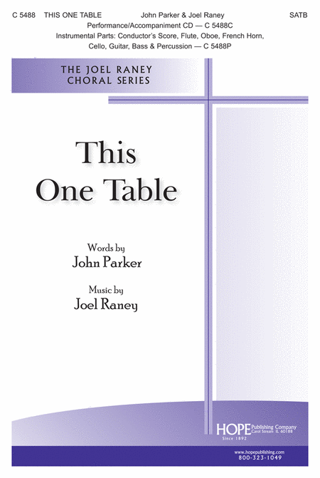 This One Table