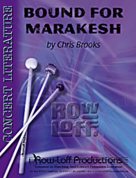 Bound For Marakesh
