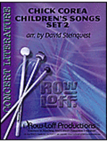 Chick Corea Children's Songs Set 2