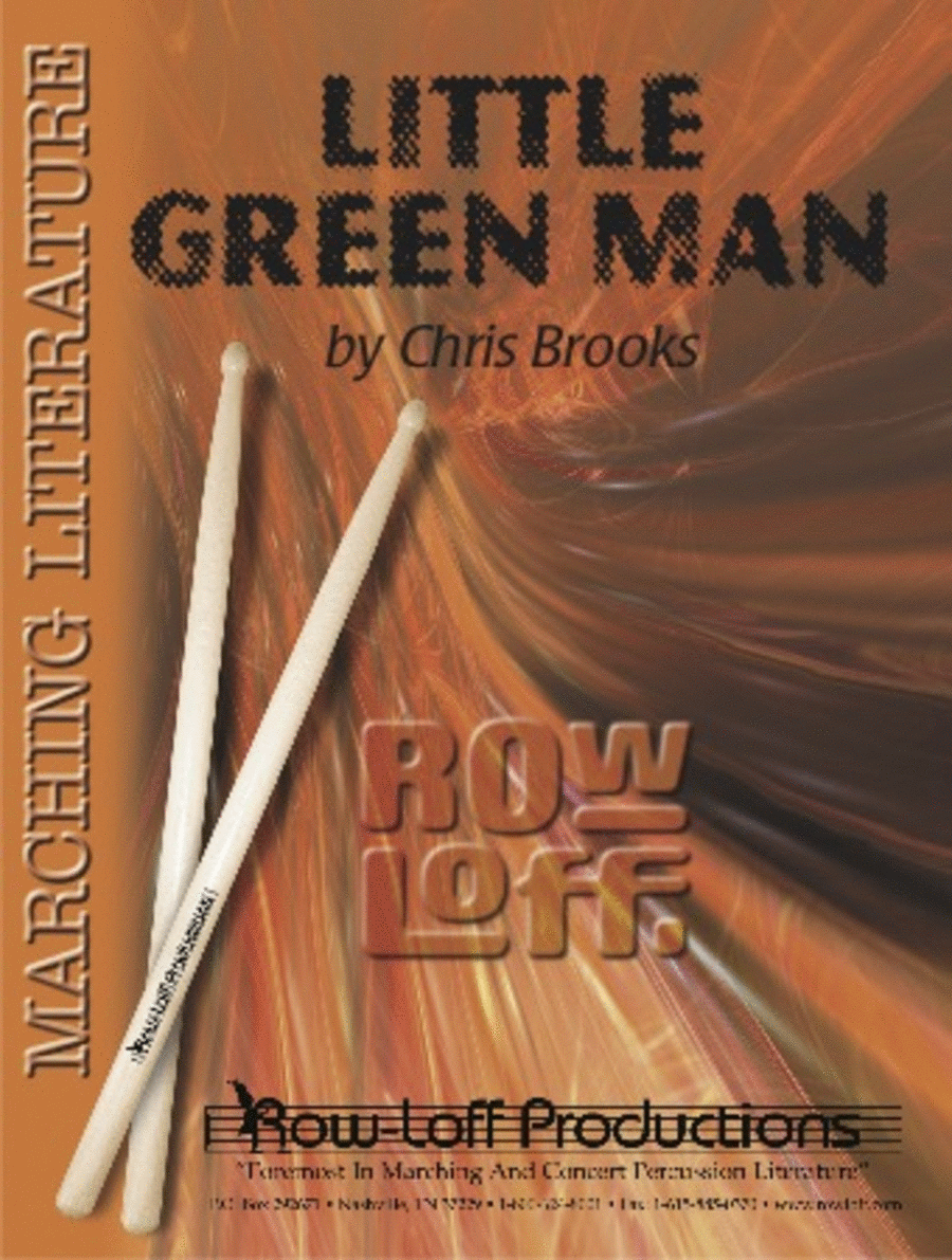 Little Green Man