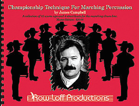 Championship Technique for Marching Percussion