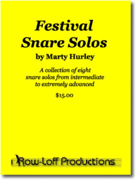 Festival Snare Solos