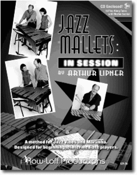 Jazz Mallets: In Session (Book and CD)