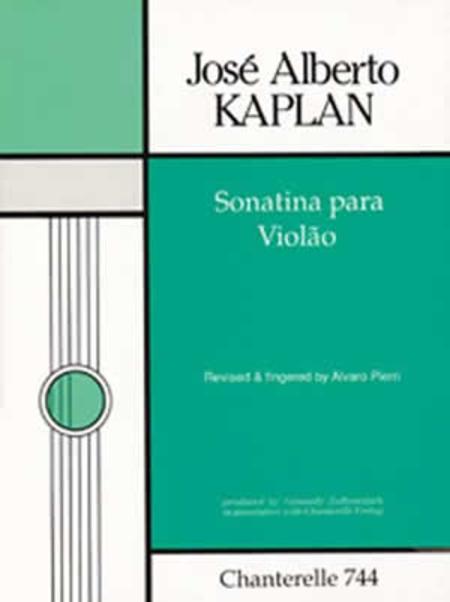 Kaplan - Sonatina Para Violao