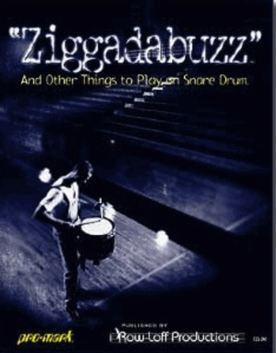 Ziggadabuzz with CD