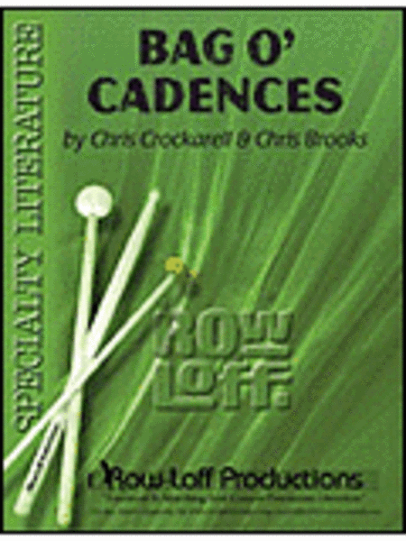 Bag O' Cadences (with CD)