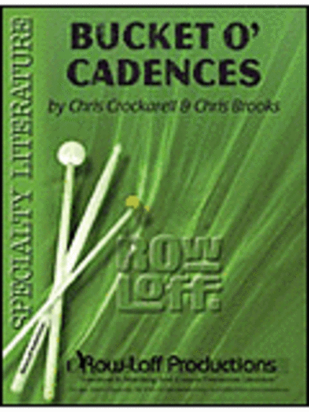 Bucket O' Cadences (with CD)