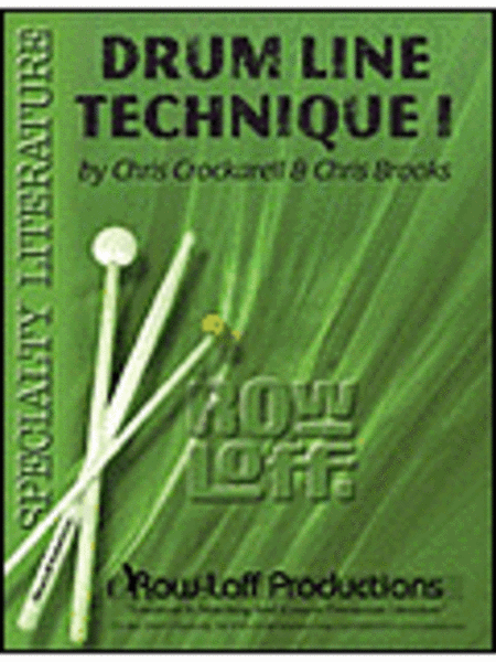 Drum Line Technique I (with CD)