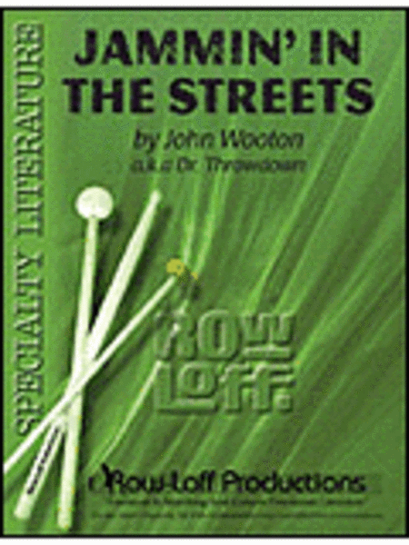 Jammin' In The Street (with CD)