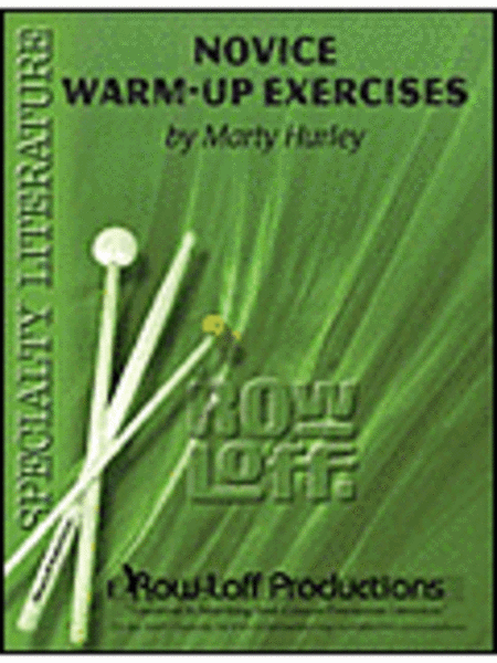 Novice Warm-Up Exercises (Revised Edition with CD)