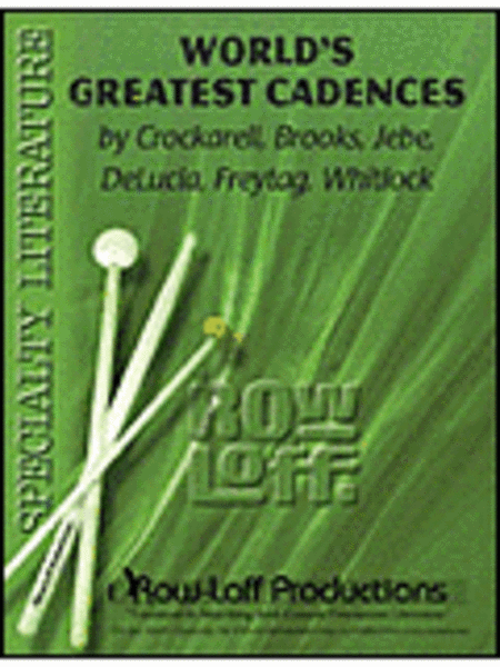 World's Greatest Cadences (with CD)