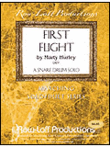 First Flight - Snare Drum