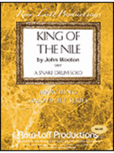 King of the Nile - Snare Drum