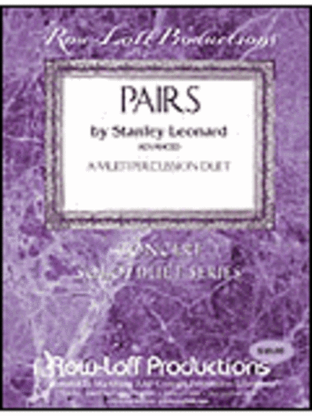 Pairs - Timpani-Snare Drum