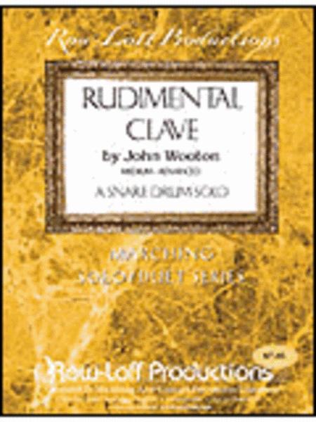 Rudimental Clave - Snare Drum