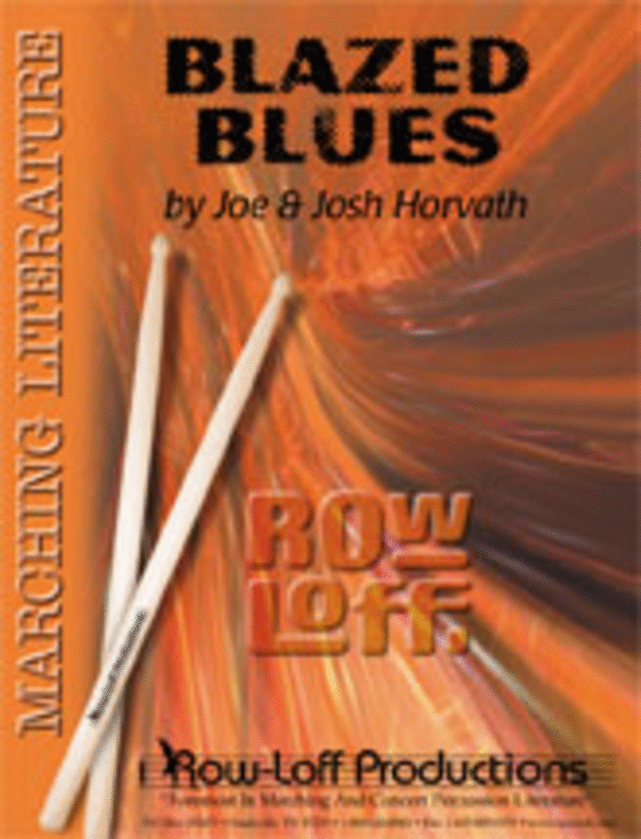 Blazed Blues (with Tutor CD)