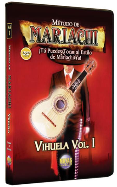 Metodo De Mariachi Vihuela, Vol. 1